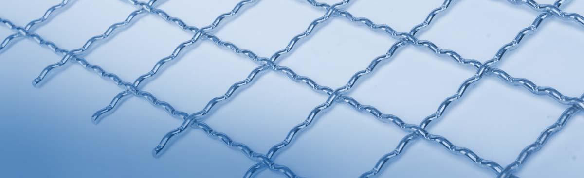 Obrázok hlavičky produktu - Wire screens with intermediate crimp | vomet.sk