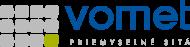 Logo - Vomet - priemyselné sitá