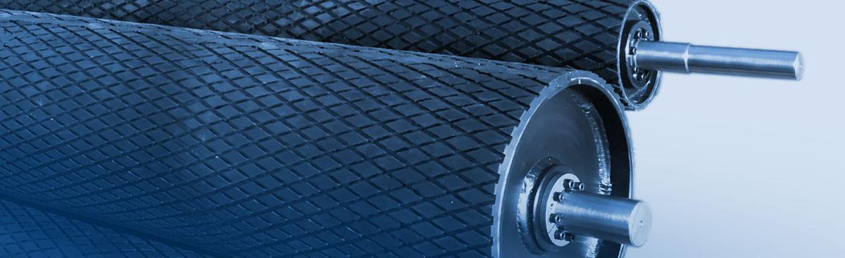 Obrázok hlavičky produktu - Rollers for conveyor belts   vomet.sk